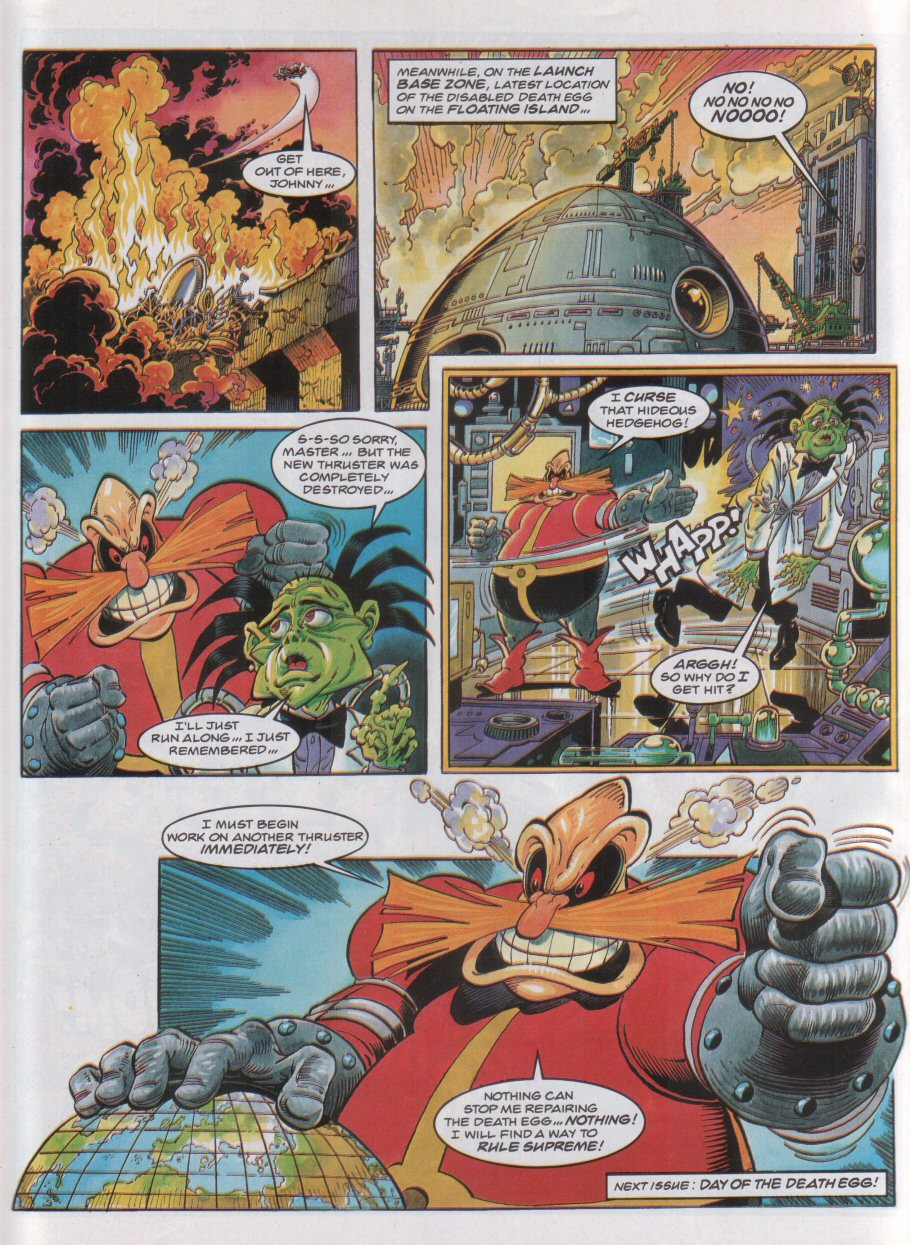 Read online Sonic the Comic comic -  Issue #44 - 9
