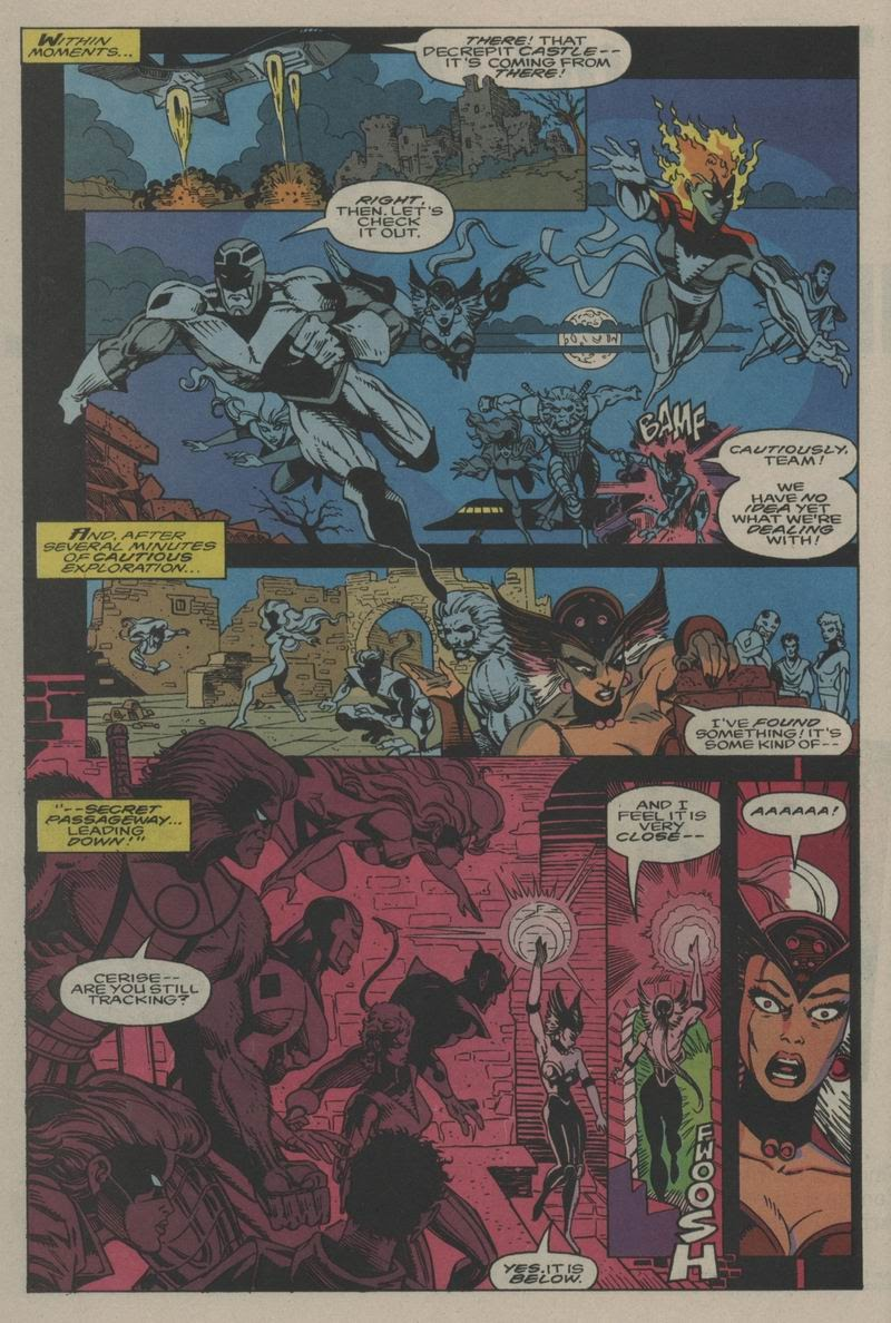 Excalibur (1988) issue Annual 1 - Page 6