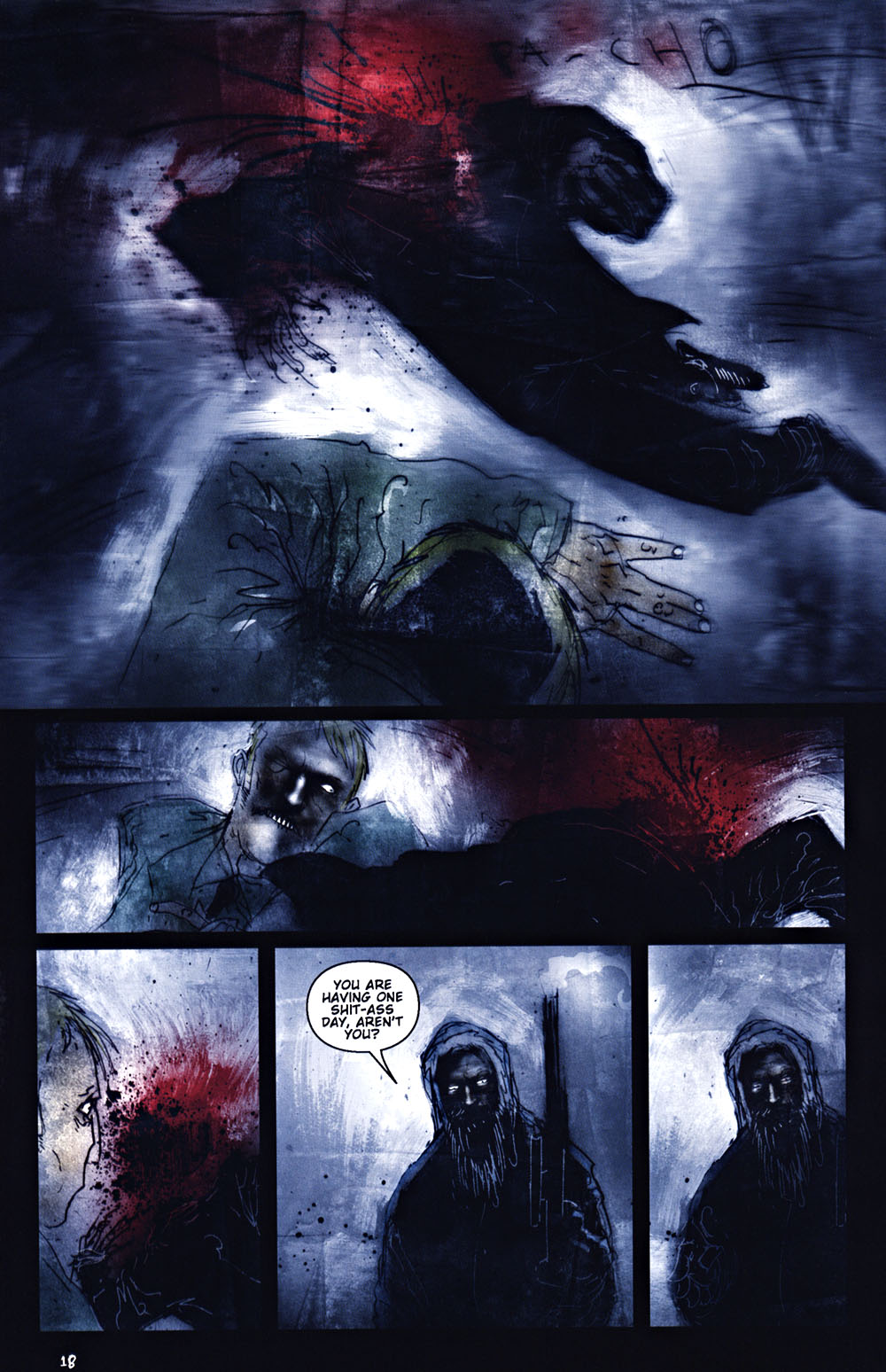 Read online 30 Days of Night: Return to Barrow comic -  Issue #2 - 14