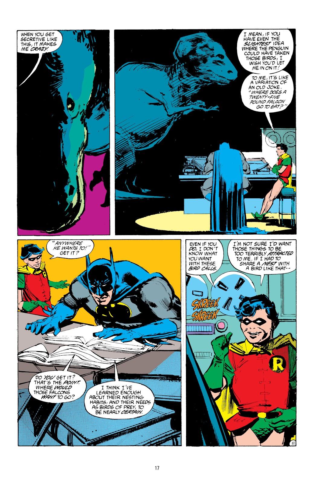 Read online Detective Comics (1937) comic -  Issue # _TPB Batman - The Dark Knight Detective 1 (Part 1) - 17