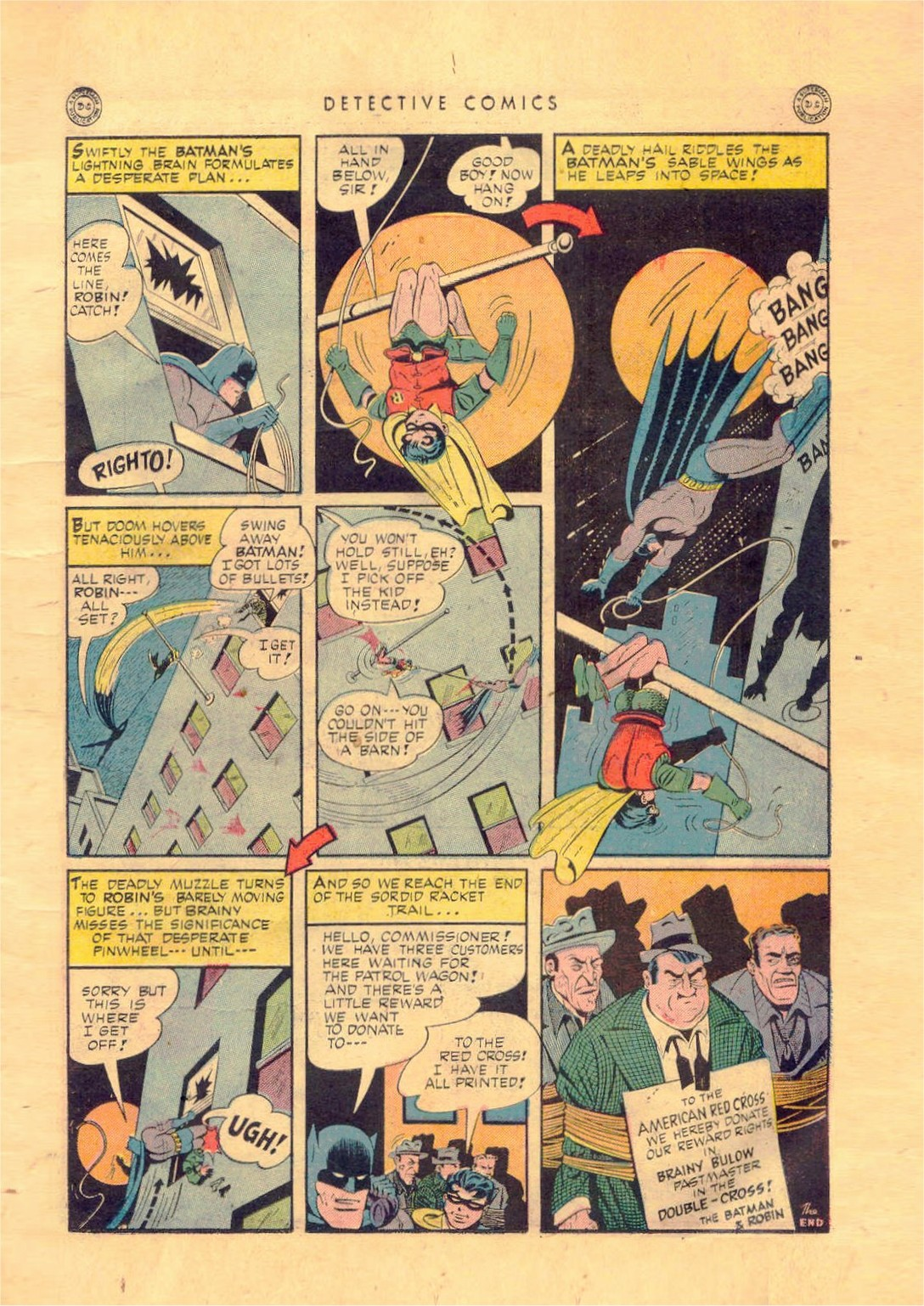 Read online Detective Comics (1937) comic -  Issue #92 - 15