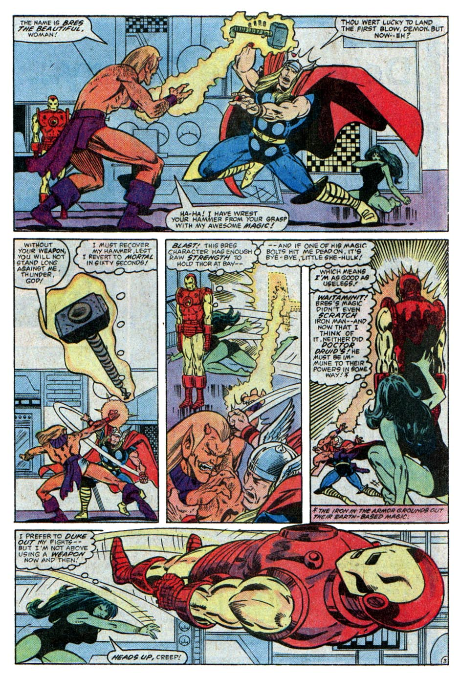 The Avengers (1963) 226 Page 3