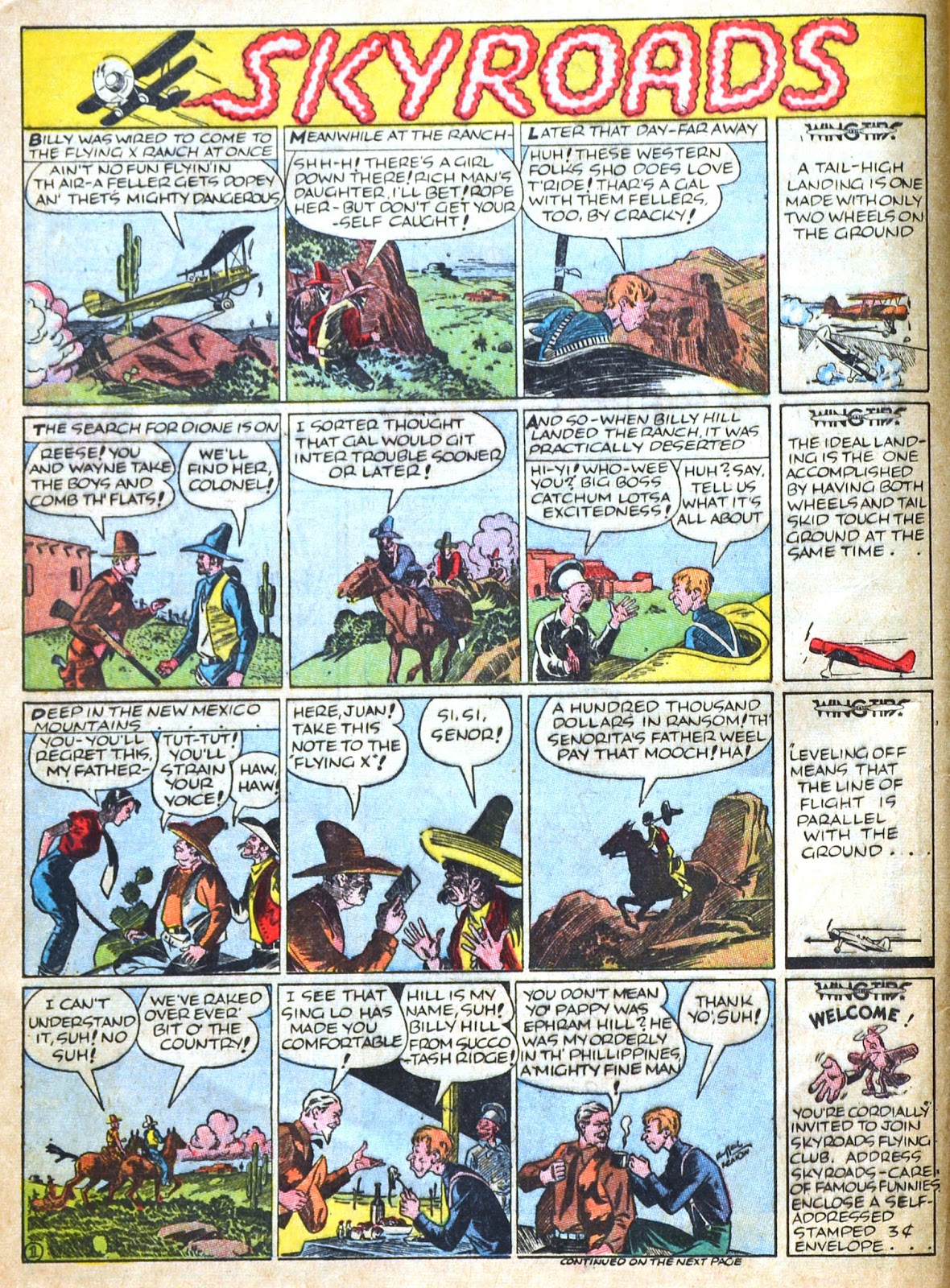 Read online Famous Funnies comic -  Issue #51 - 12