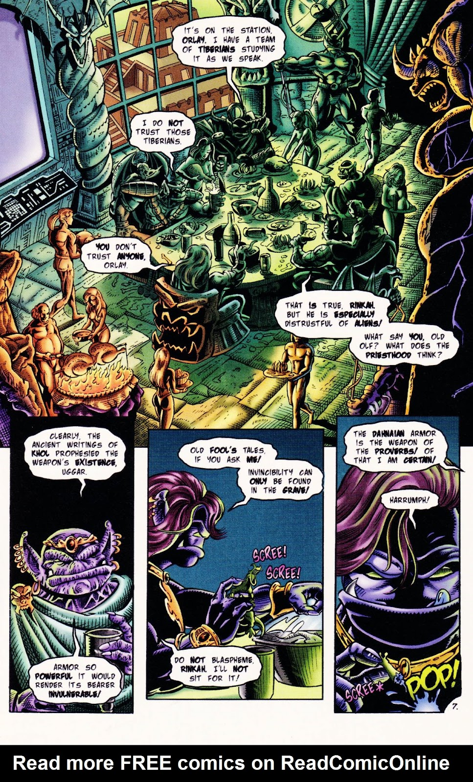 Read online The Alliance comic -  Issue #1 - 9