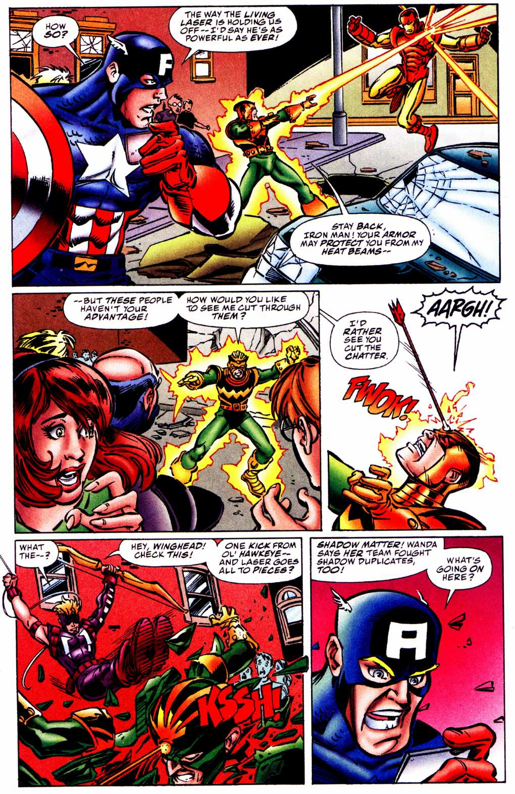 The Avengers (1963) 400 Page 7