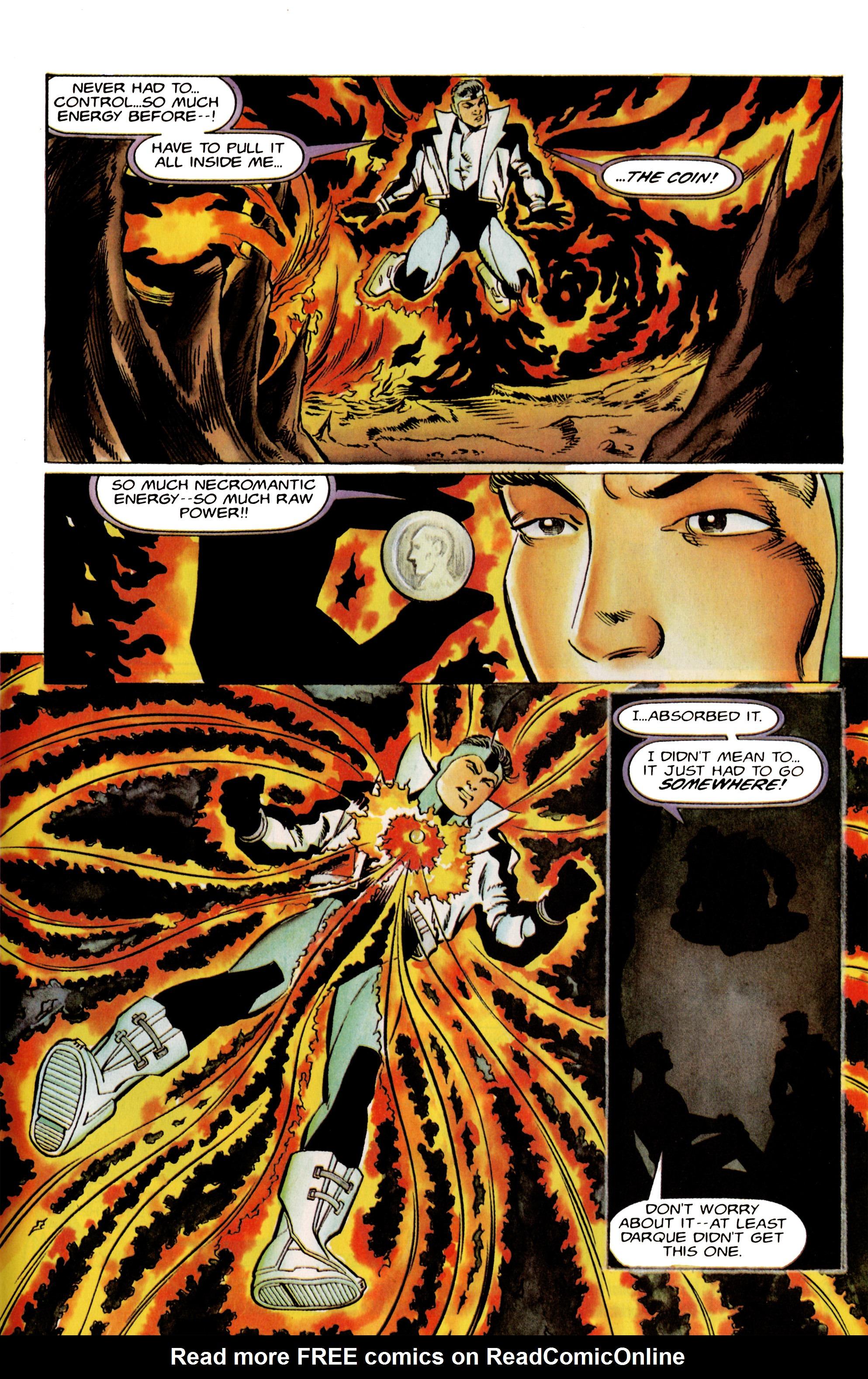 Read online Eternal Warrior (1992) comic -  Issue #19 - 21