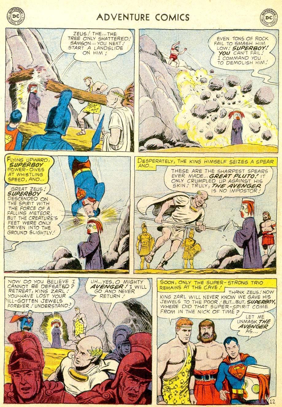 Read online Adventure Comics (1938) comic -  Issue #257 - 14