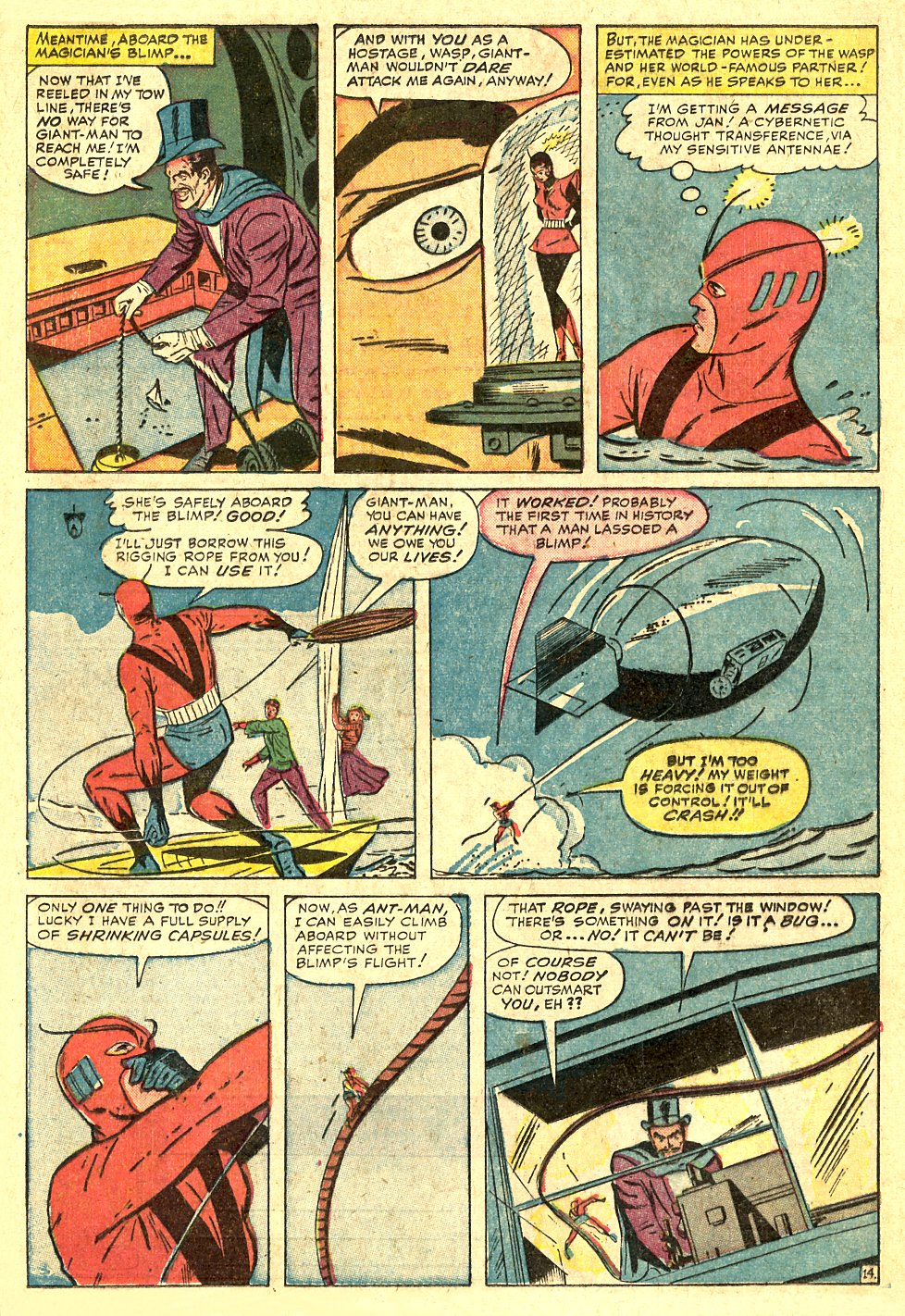 Tales to Astonish (1959) issue 56 - Page 20