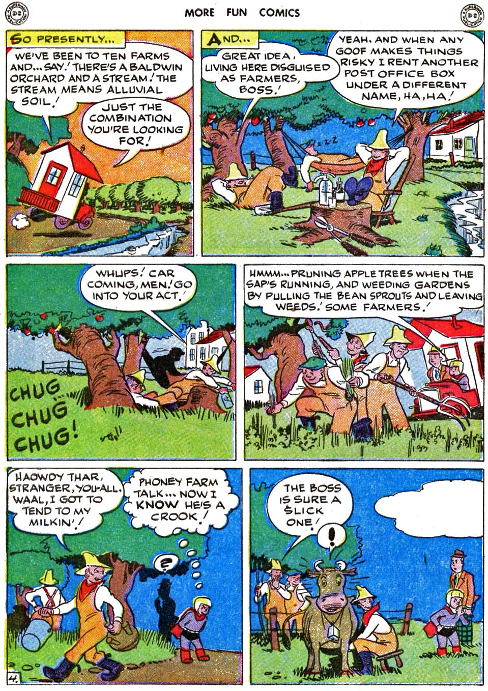 More Fun Comics issue 115 - Page 59