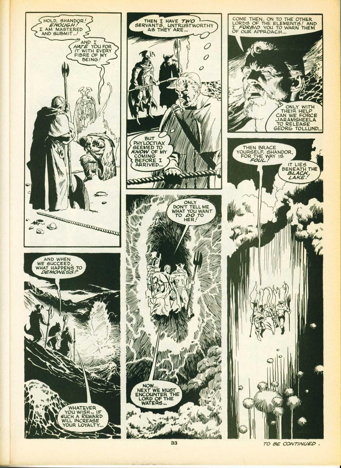 Warrior Issue #15 #16 - English 33