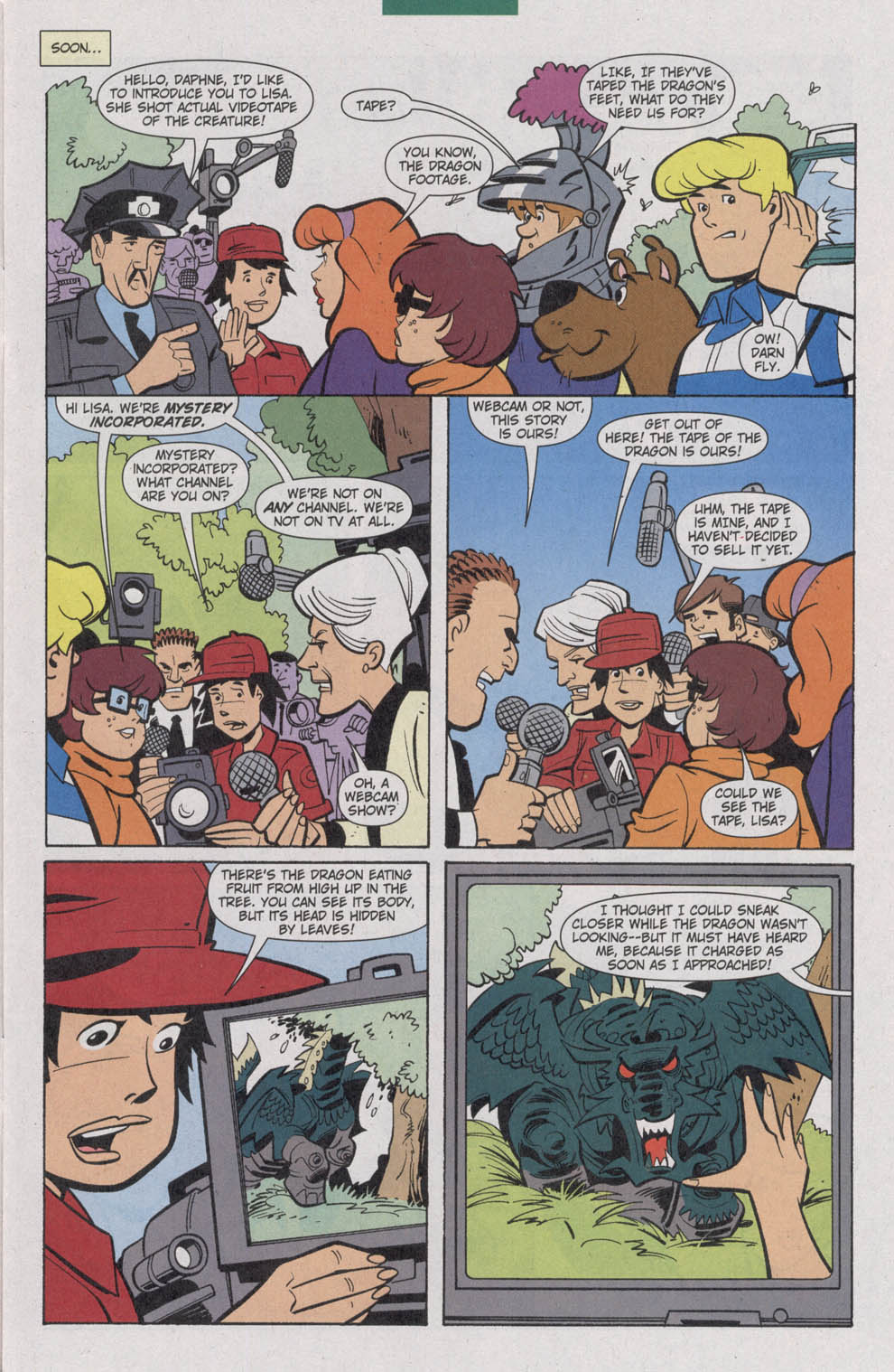 Read online Scooby-Doo (1997) comic -  Issue #78 - 5