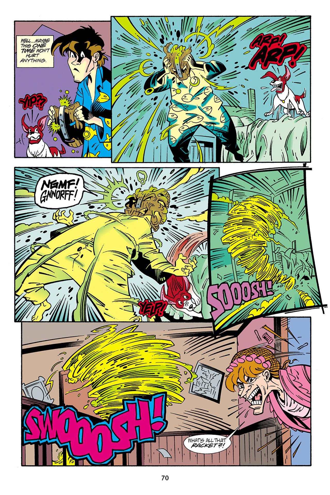 Read online Adventures Of The Mask Omnibus comic -  Issue #Adventures Of The Mask Omnibus Full - 70