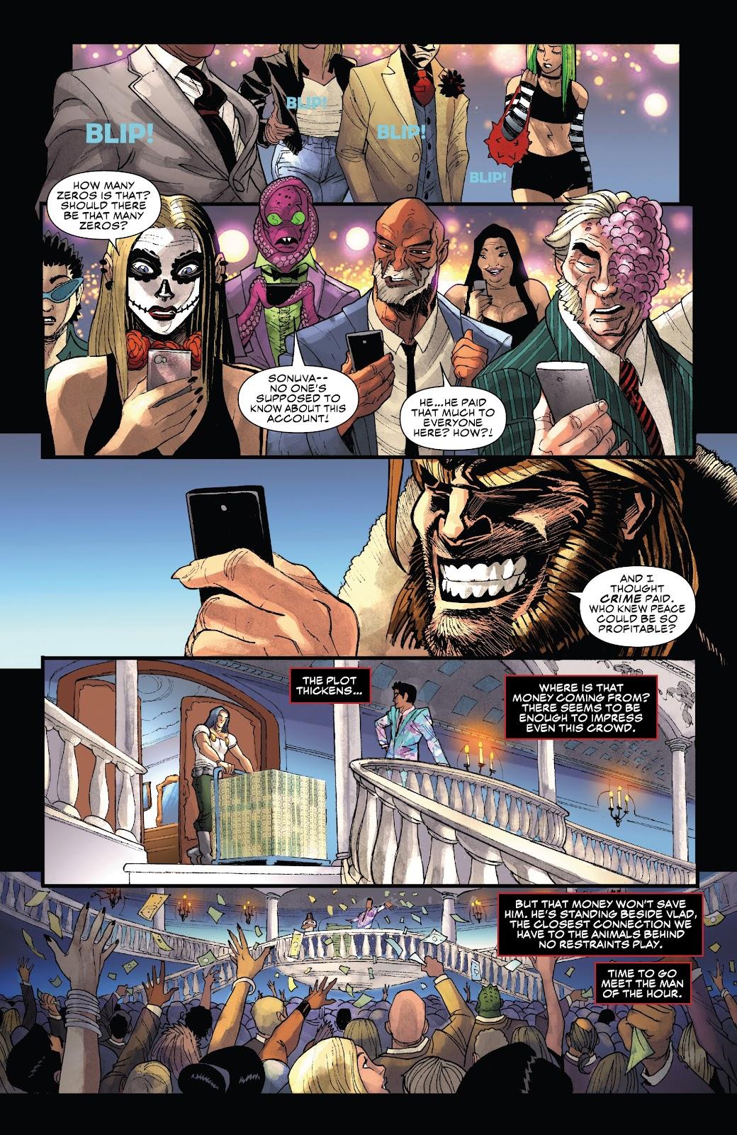 Read online Black Widow (2019) comic -  Issue #3 - 14