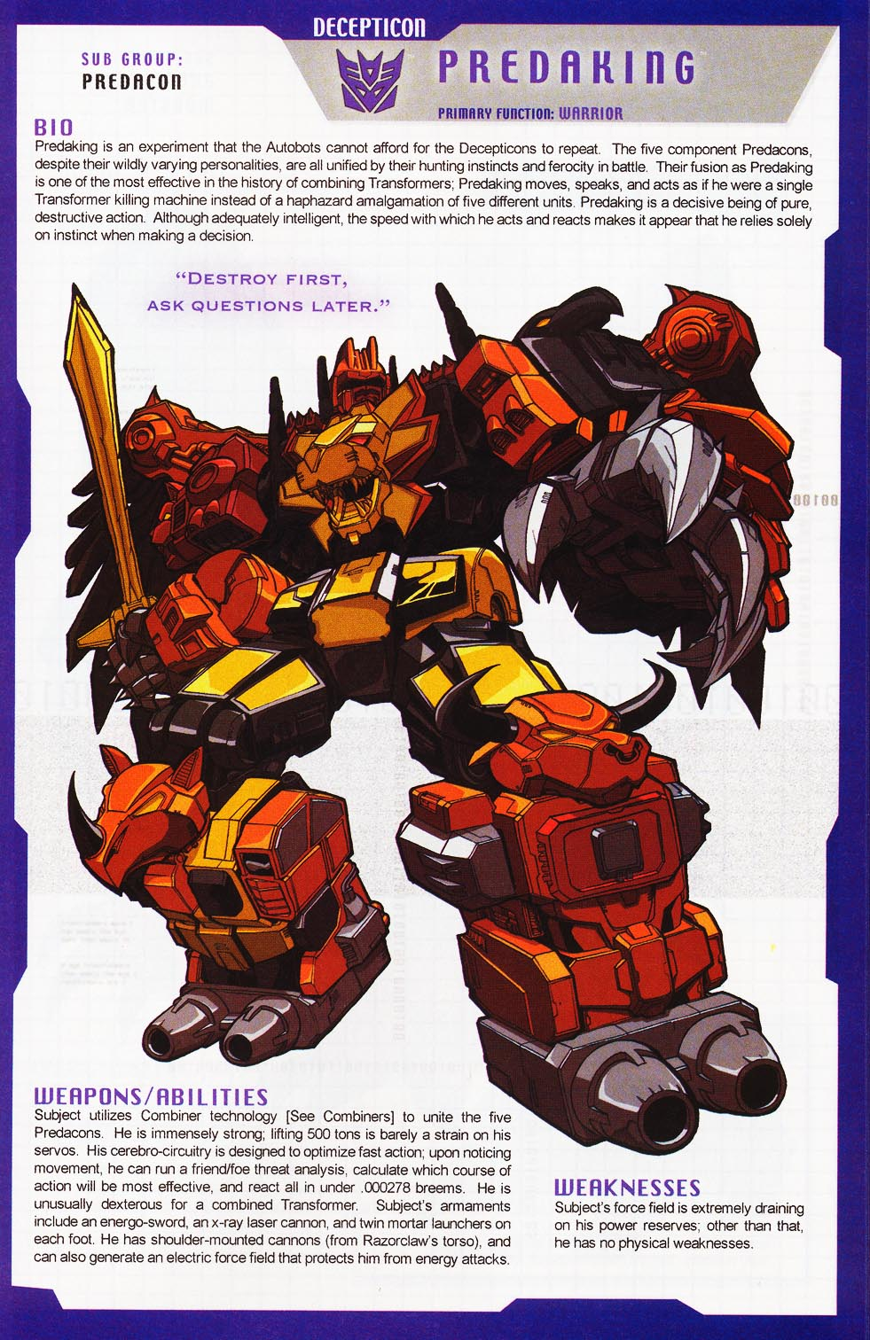 Read online Transformers: More than Meets the Eye comic -  Issue #4 - 54