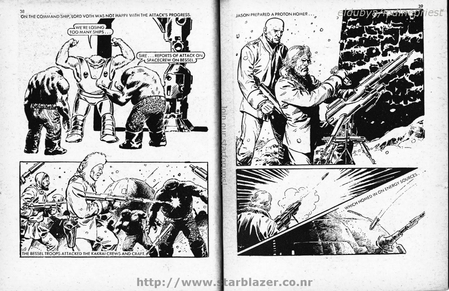 Starblazer issue 59 - Page 21