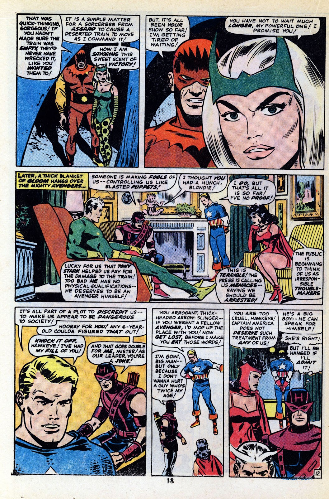 Marvel Triple Action (1972) issue 15 - Page 20