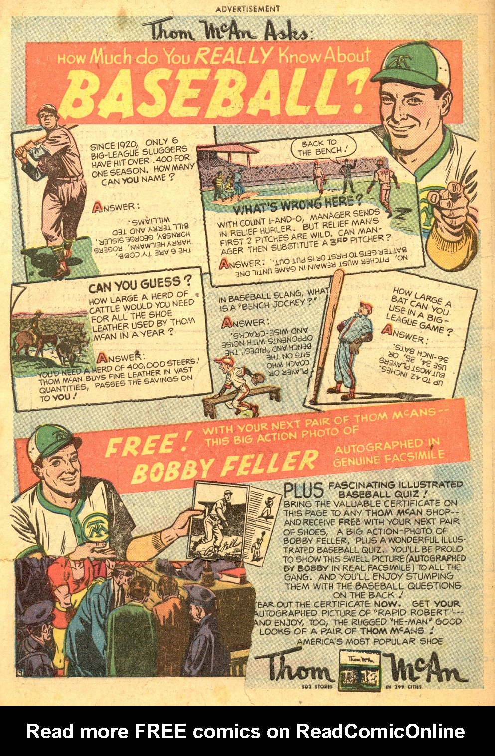 Read online Adventure Comics (1938) comic -  Issue #133 - 49