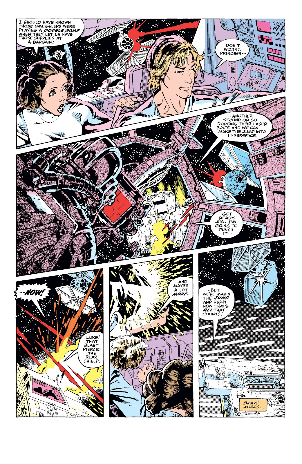 Read online Star Wars Legends: The Original Marvel Years - Epic Collection comic -  Issue # TPB 2 (Part 3) - 96