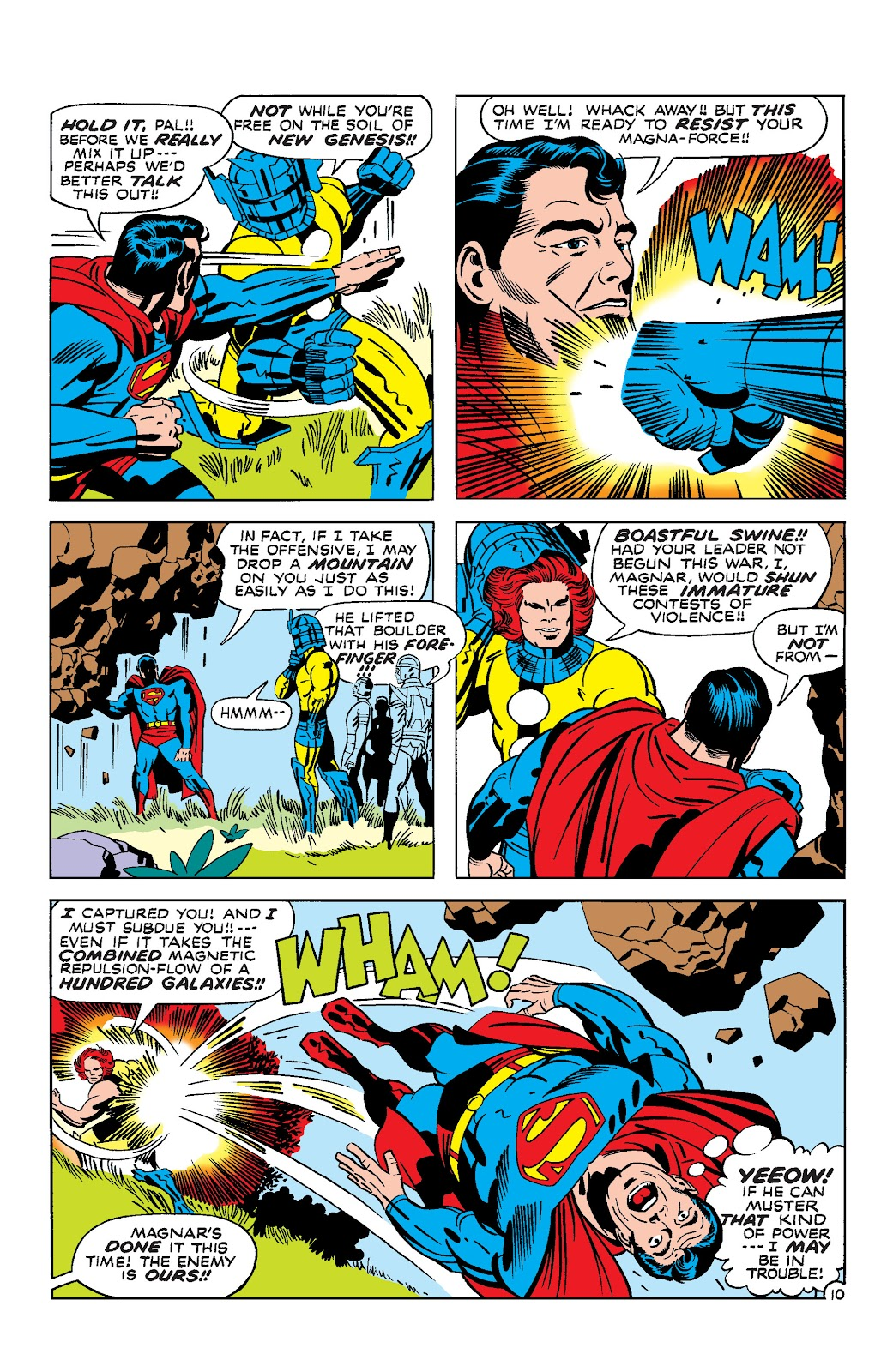 Read online Superman's Pal, Jimmy Olsen by Jack Kirby comic -  Issue # TPB (Part 4) - 21