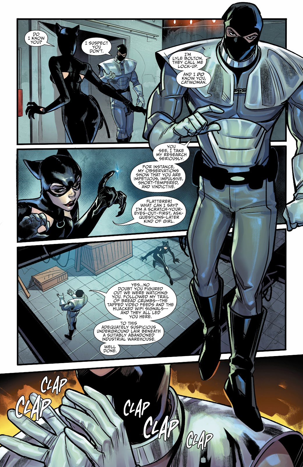 Catwoman (2018) issue 15 - Page 6