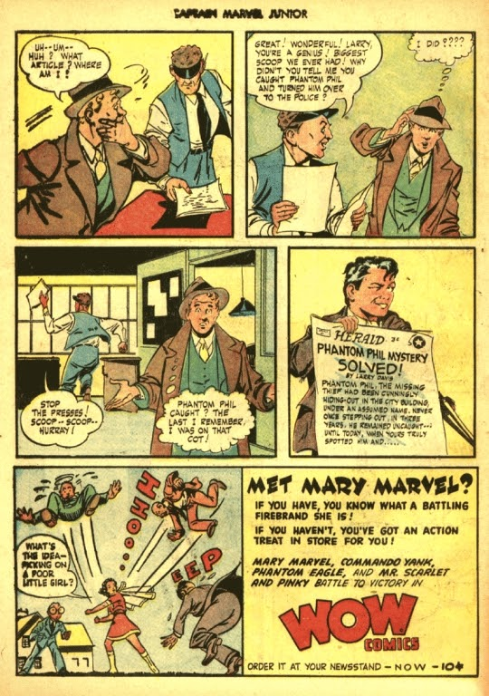 Captain Marvel, Jr. issue 39 - Page 30