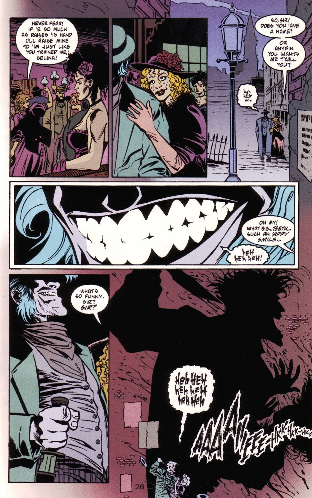 Batman: Two Faces issue Full - Page 27