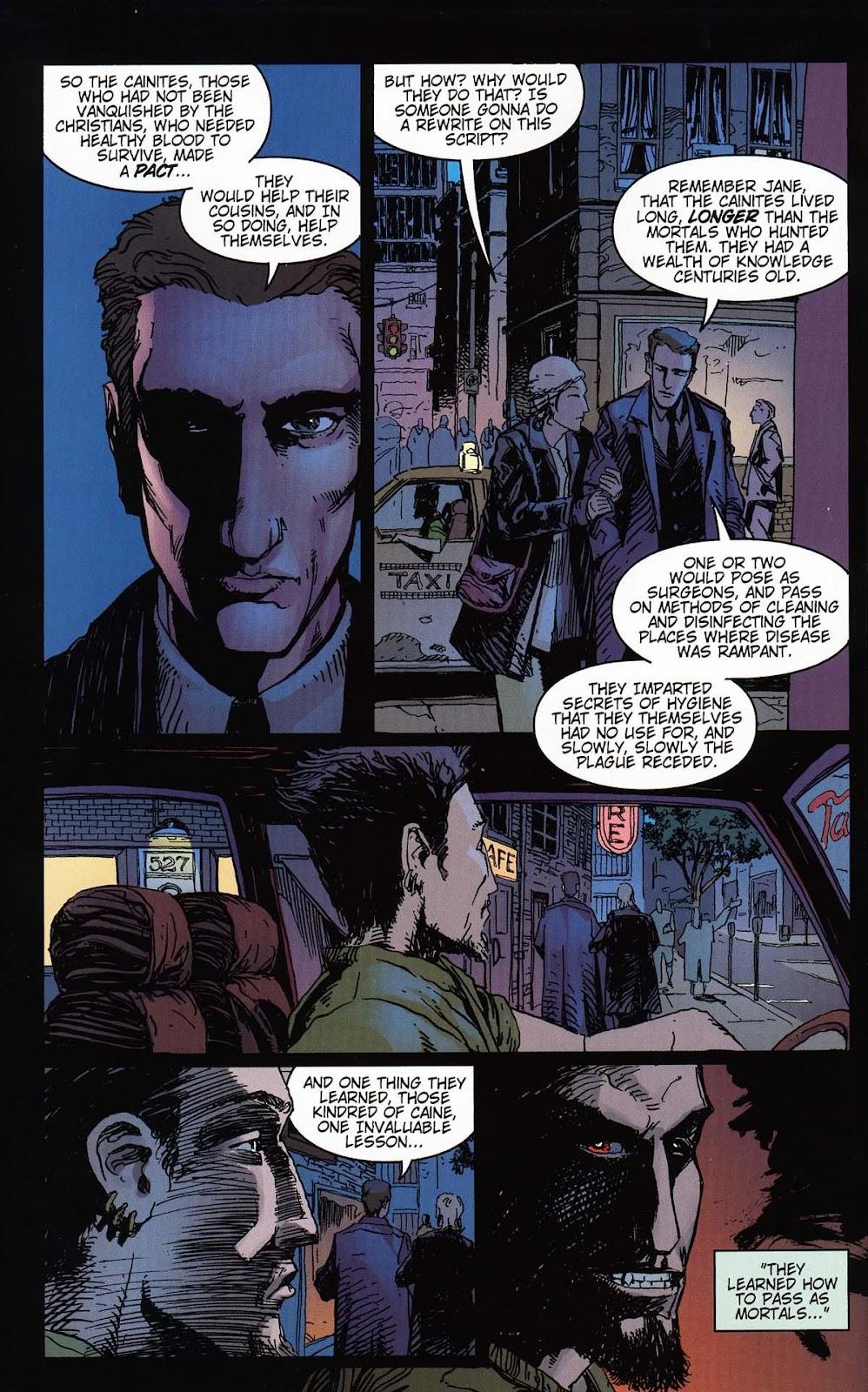 Read online Vampire the Masquerade comic -  Issue # Toreador - 40
