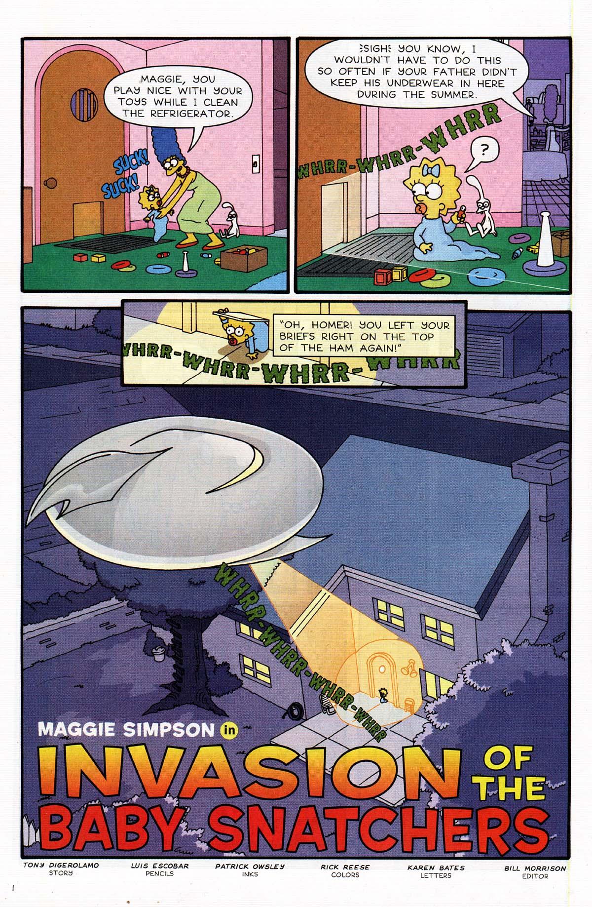 Read online Simpsons Comics Presents Bart Simpson comic -  Issue #15 - 22