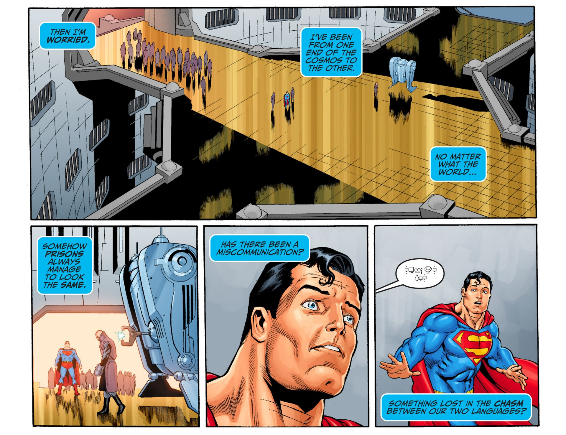 Read online Adventures of Superman [I] comic -  Issue #23 - 8