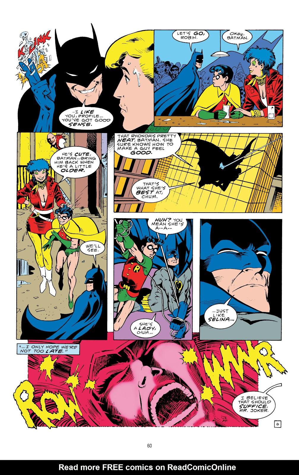 Read online Detective Comics (1937) comic -  Issue # _TPB Batman - The Dark Knight Detective 1 (Part 1) - 60