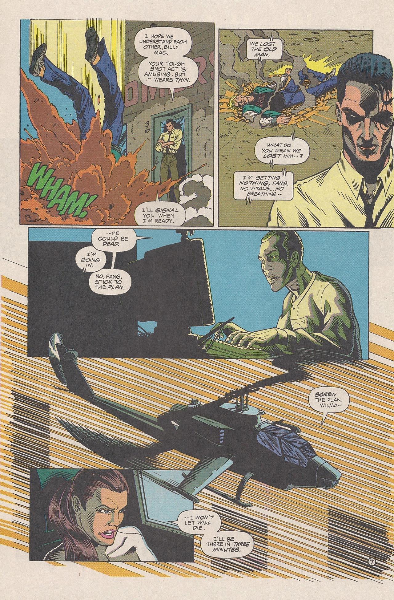Read online Triumph comic -  Issue #4 - 11