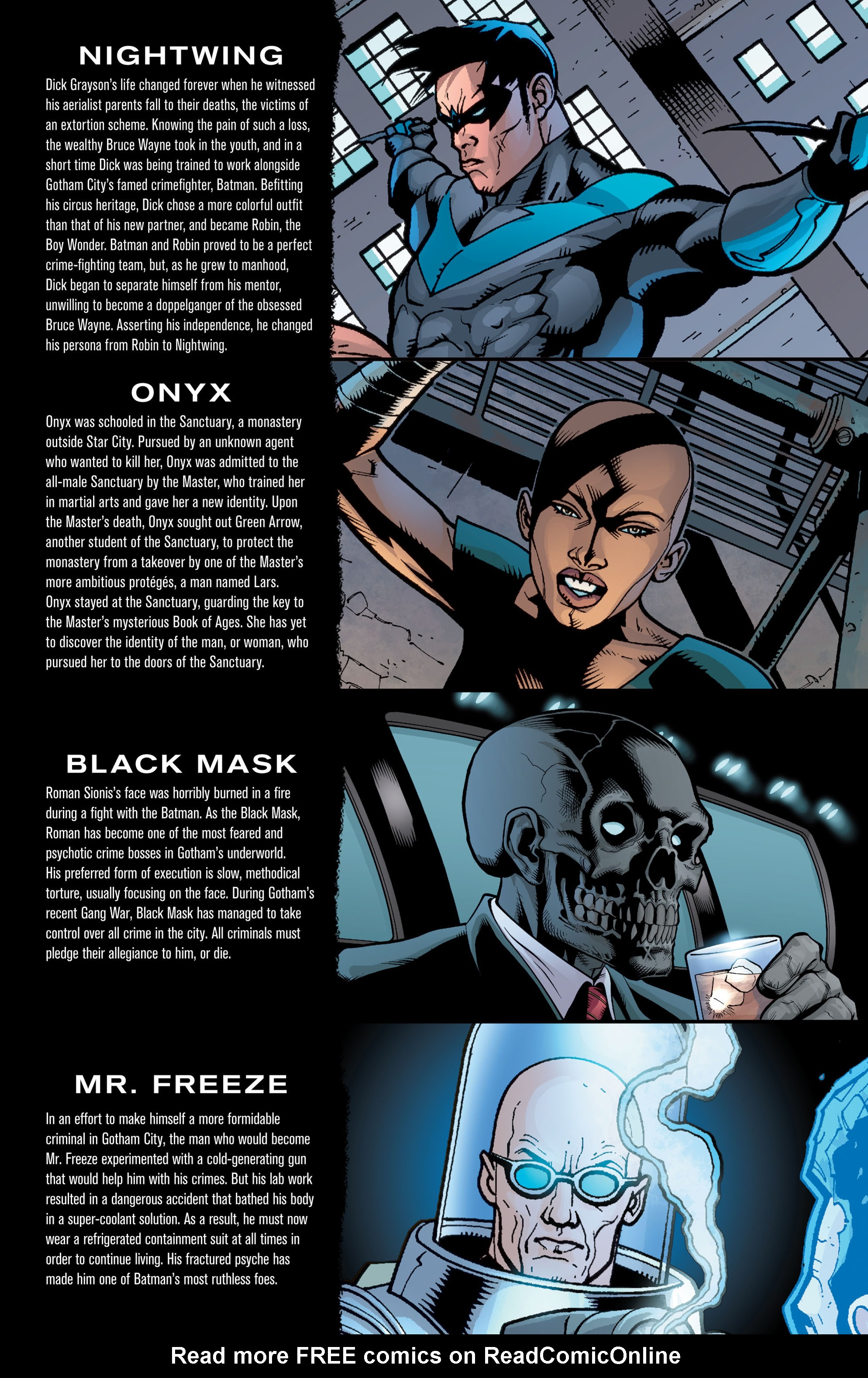 Read online Batman: Under The Red Hood comic -  Issue # Full - 6
