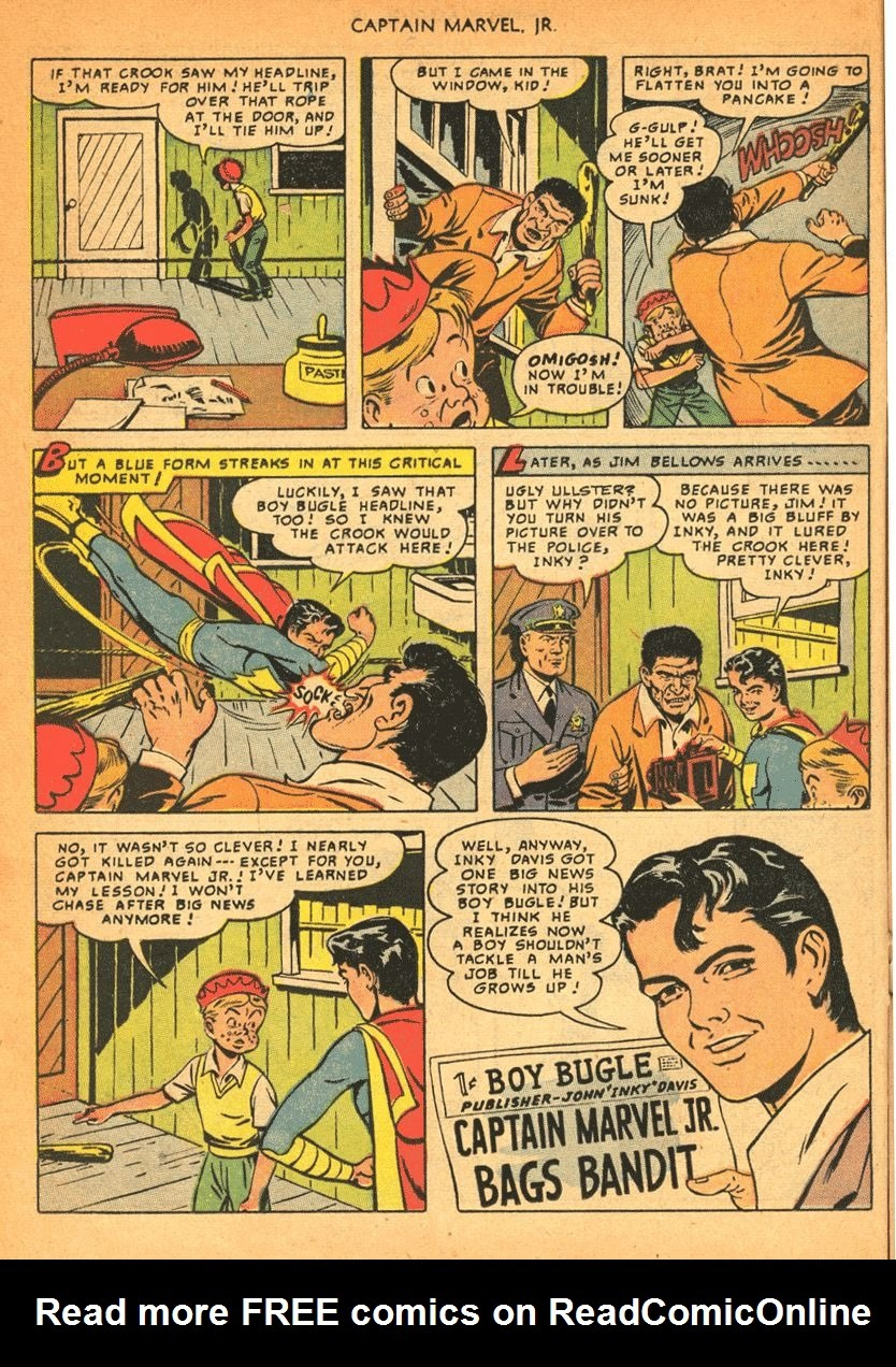 Captain Marvel, Jr. issue 84 - Page 18