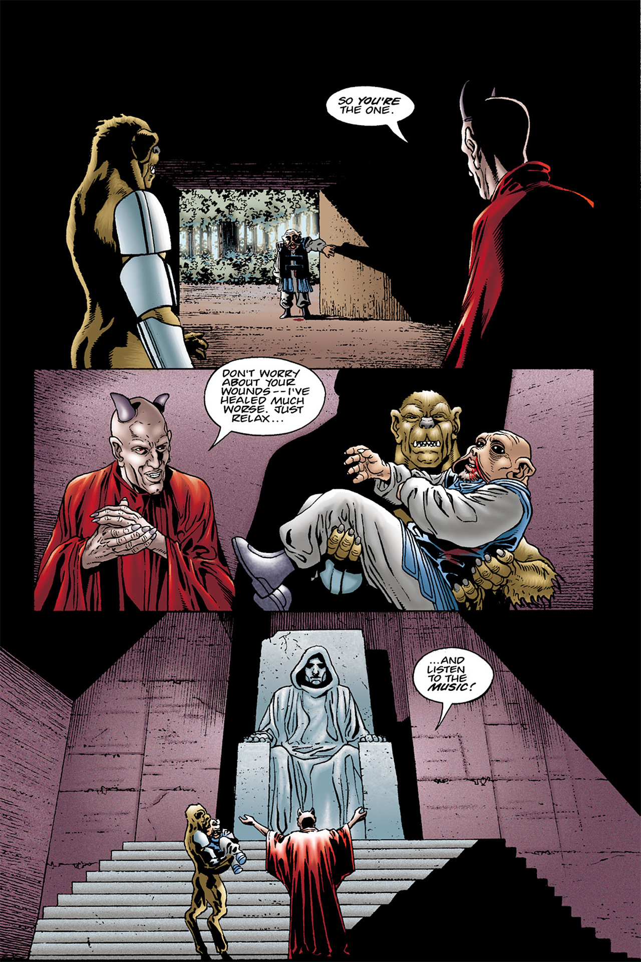 Read online Star Wars Omnibus comic -  Issue # Vol. 2 - 252