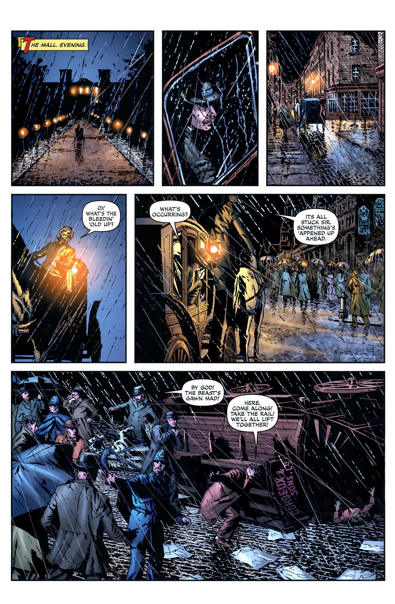 Read online Sherlock Holmes (2009) comic -  Issue #4 - 18