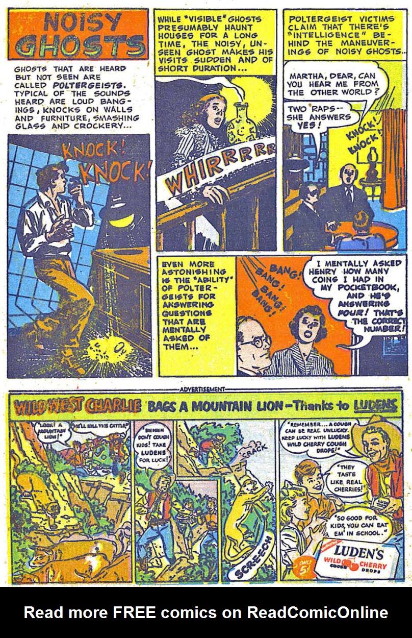 Read online Sensation (Mystery) Comics comic -  Issue #108 - 33