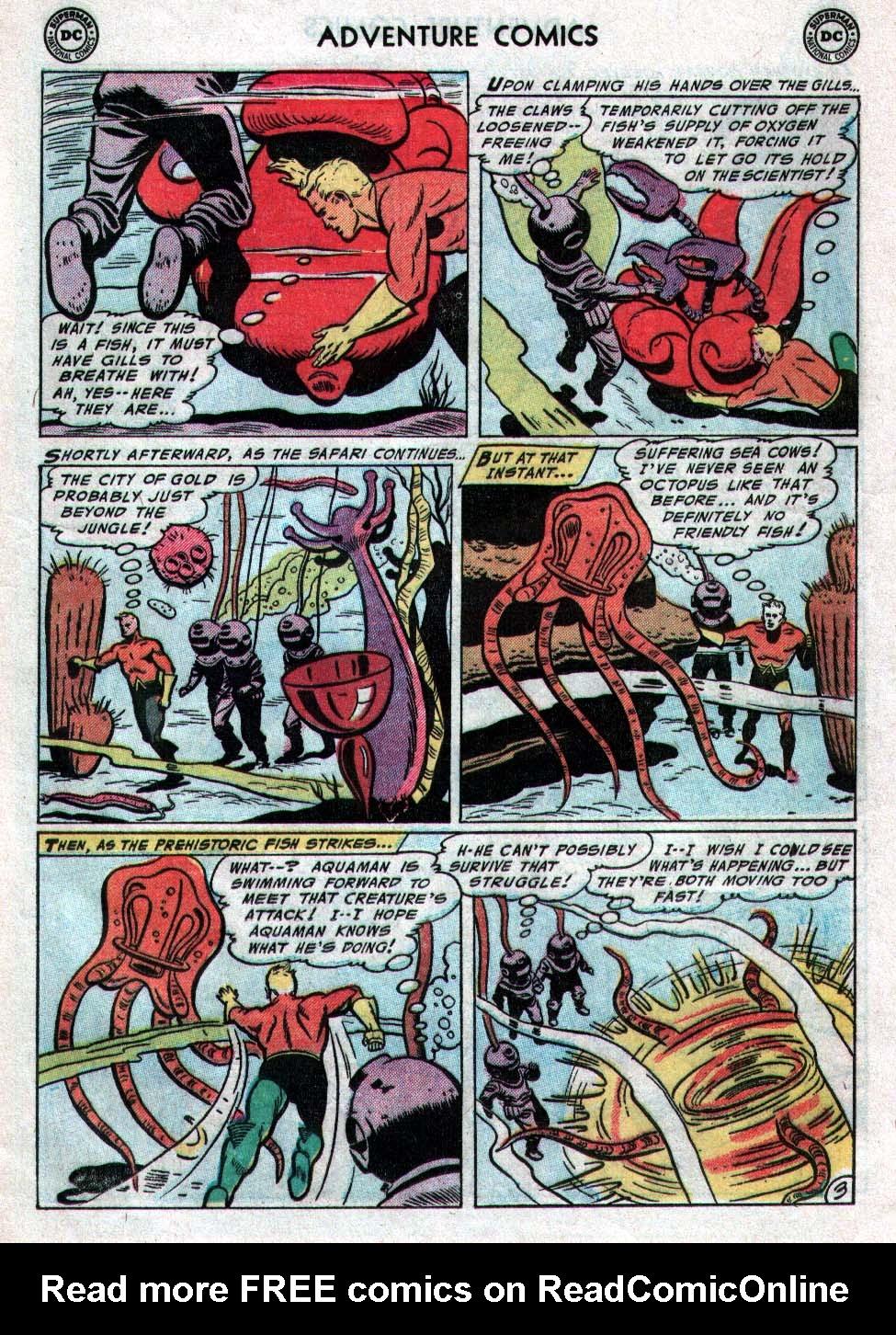 Read online Adventure Comics (1938) comic -  Issue #223 - 19
