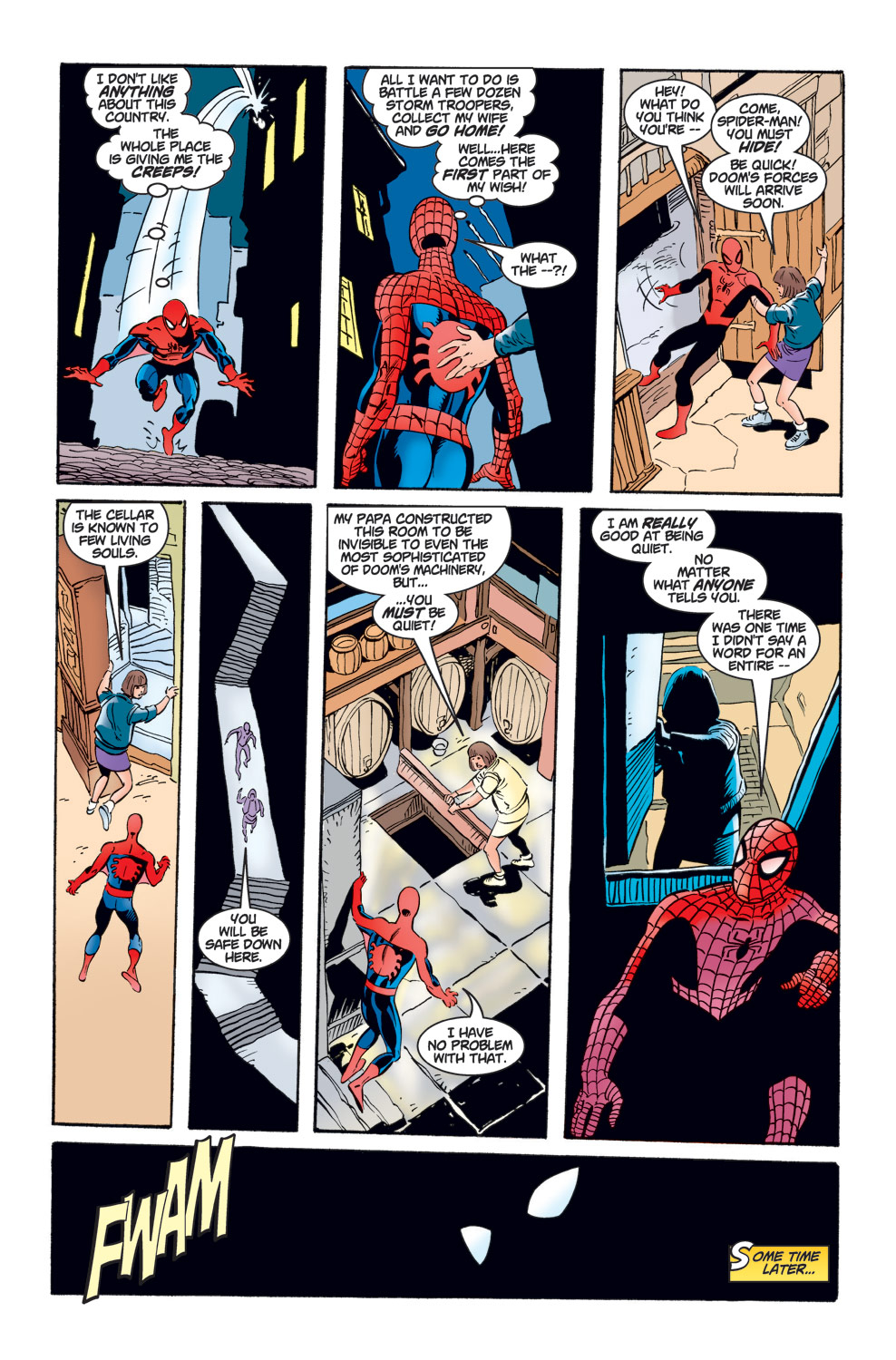 The Amazing Spider-Man (1999) 15 Page 13