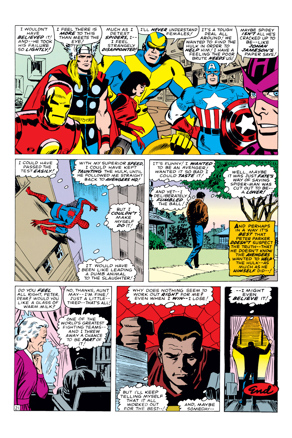 The Amazing Spider-Man (1963) _Annual_3 Page 21