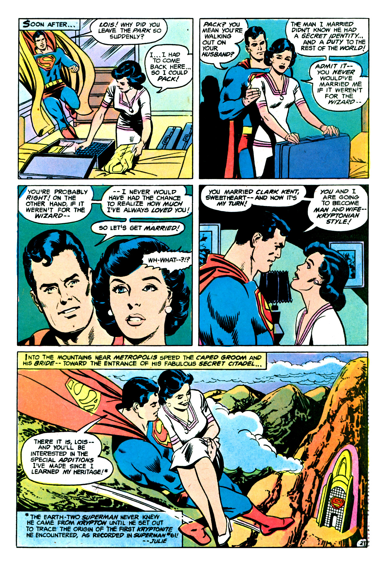 Read online Action Comics (1938) comic -  Issue #484 - 31
