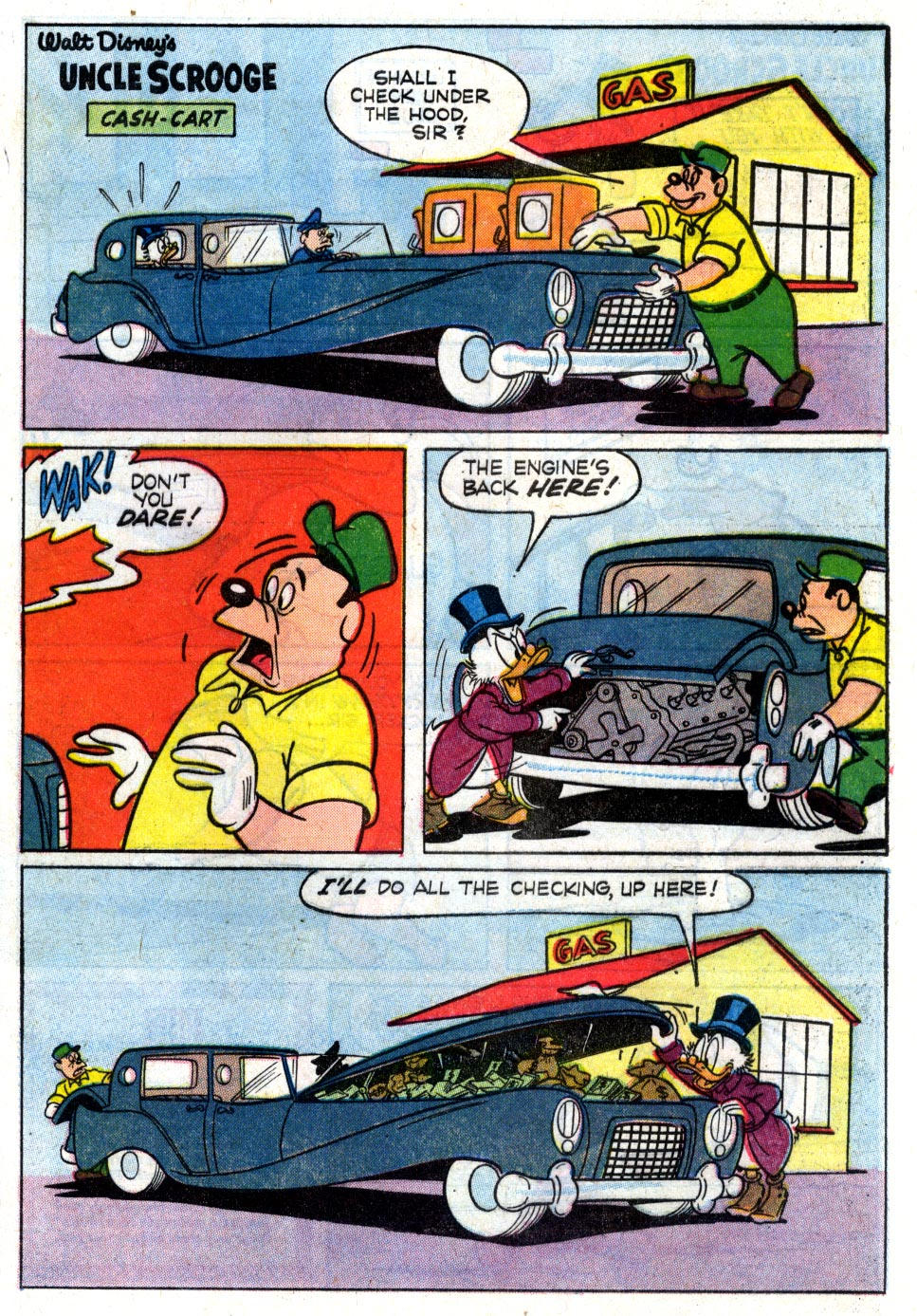 Read online Uncle Scrooge (1953) comic -  Issue #37 - 33