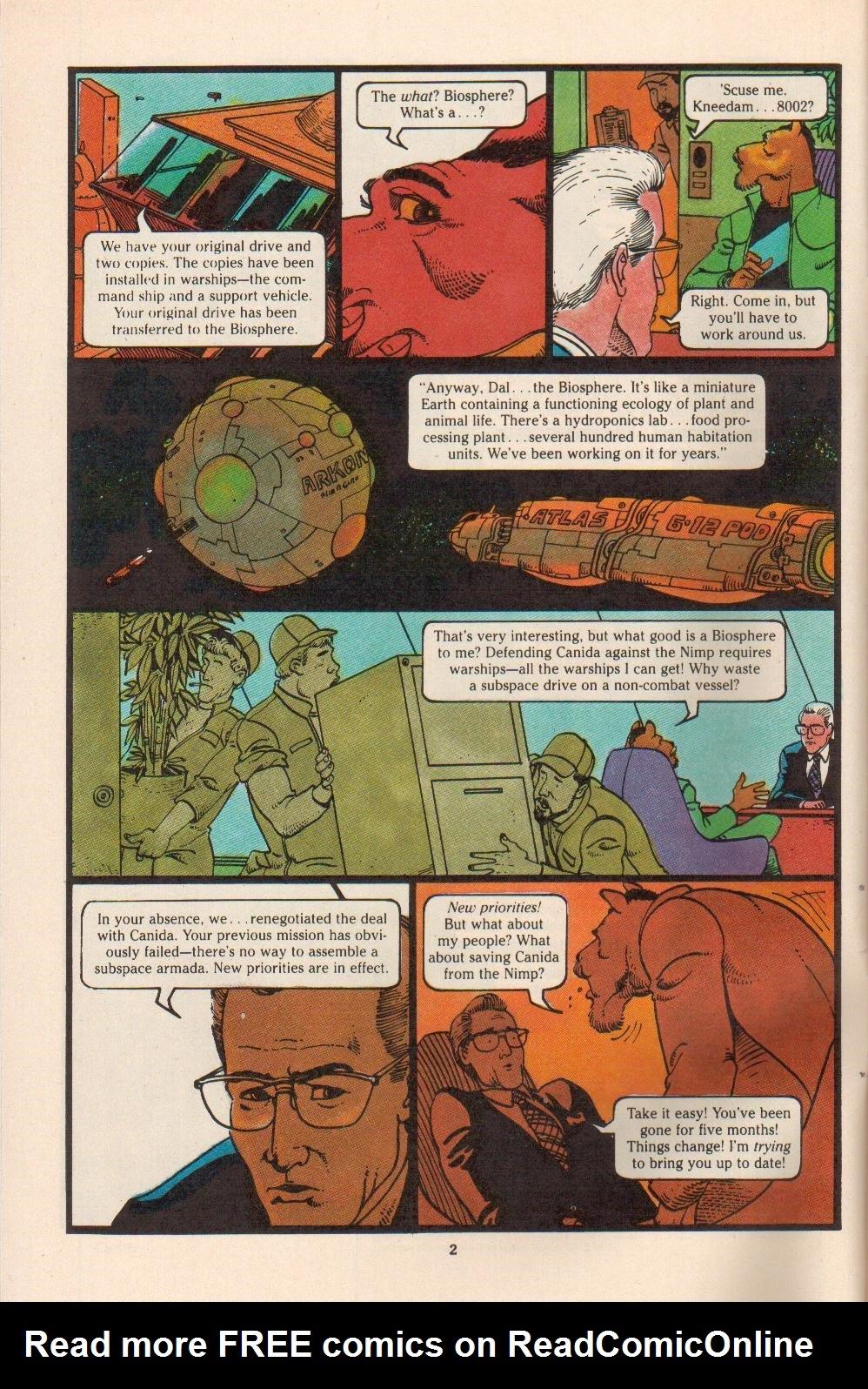 Read online Dalgoda comic -  Issue #5 - 4