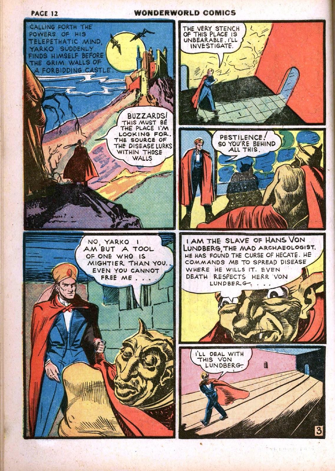 Wonderworld Comics issue 14 - Page 14