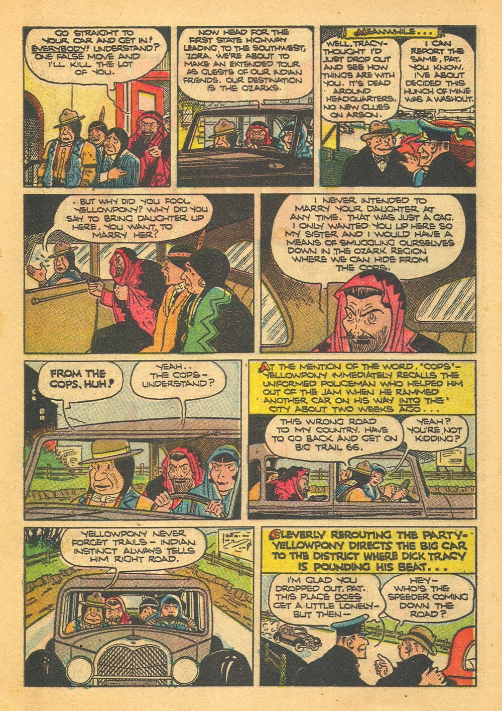 Dick Tracy Monthly issue 10 - Page 4