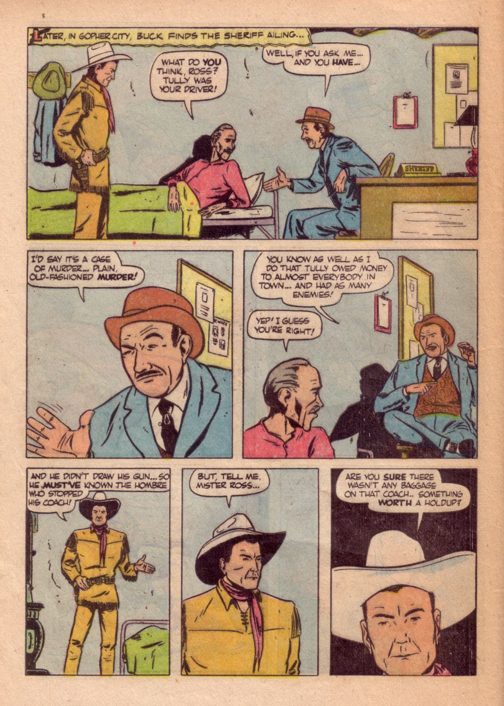 Four Color Comics issue 460 - Page 28