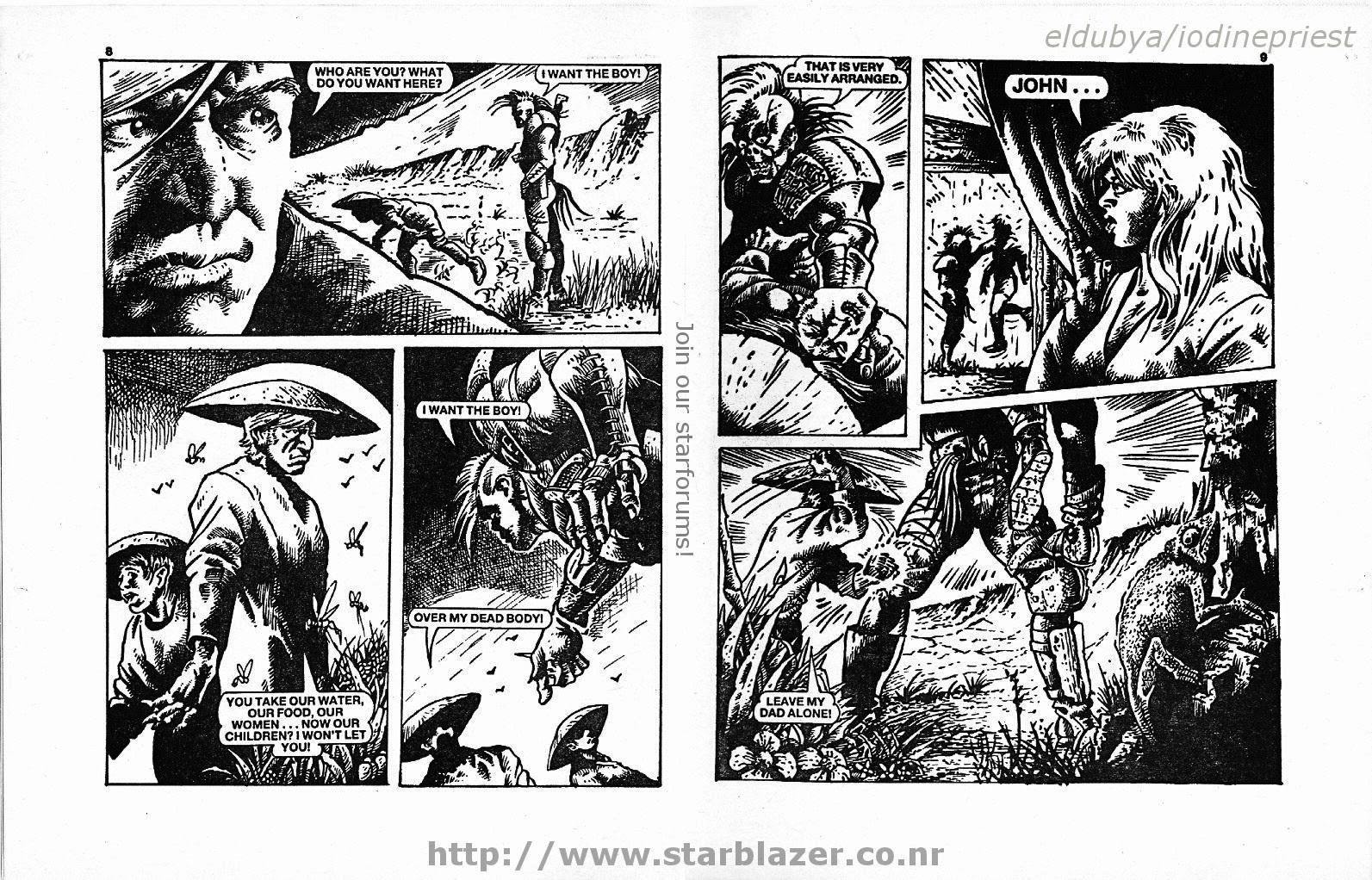 Starblazer issue 279 - Page 6