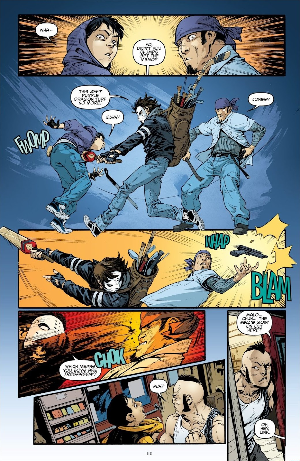 Read online Teenage Mutant Ninja Turtles: The IDW Collection comic -  Issue # TPB 6 (Part 2) - 12