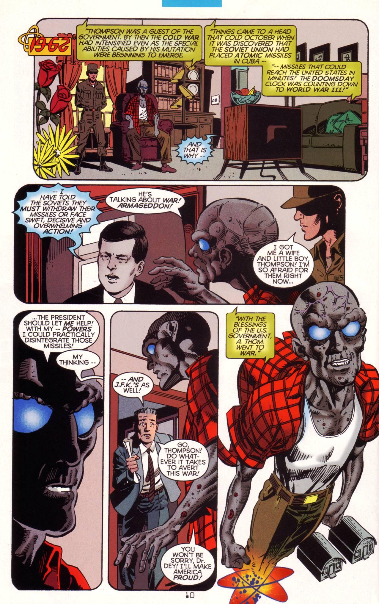 Read online Tangent Comics/ The Atom comic -  Issue # Full - 11