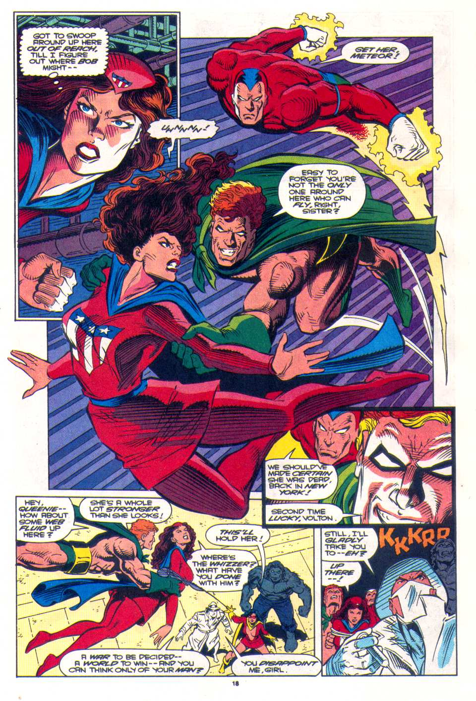 Read online The Invaders (1993) comic -  Issue #3 - 15