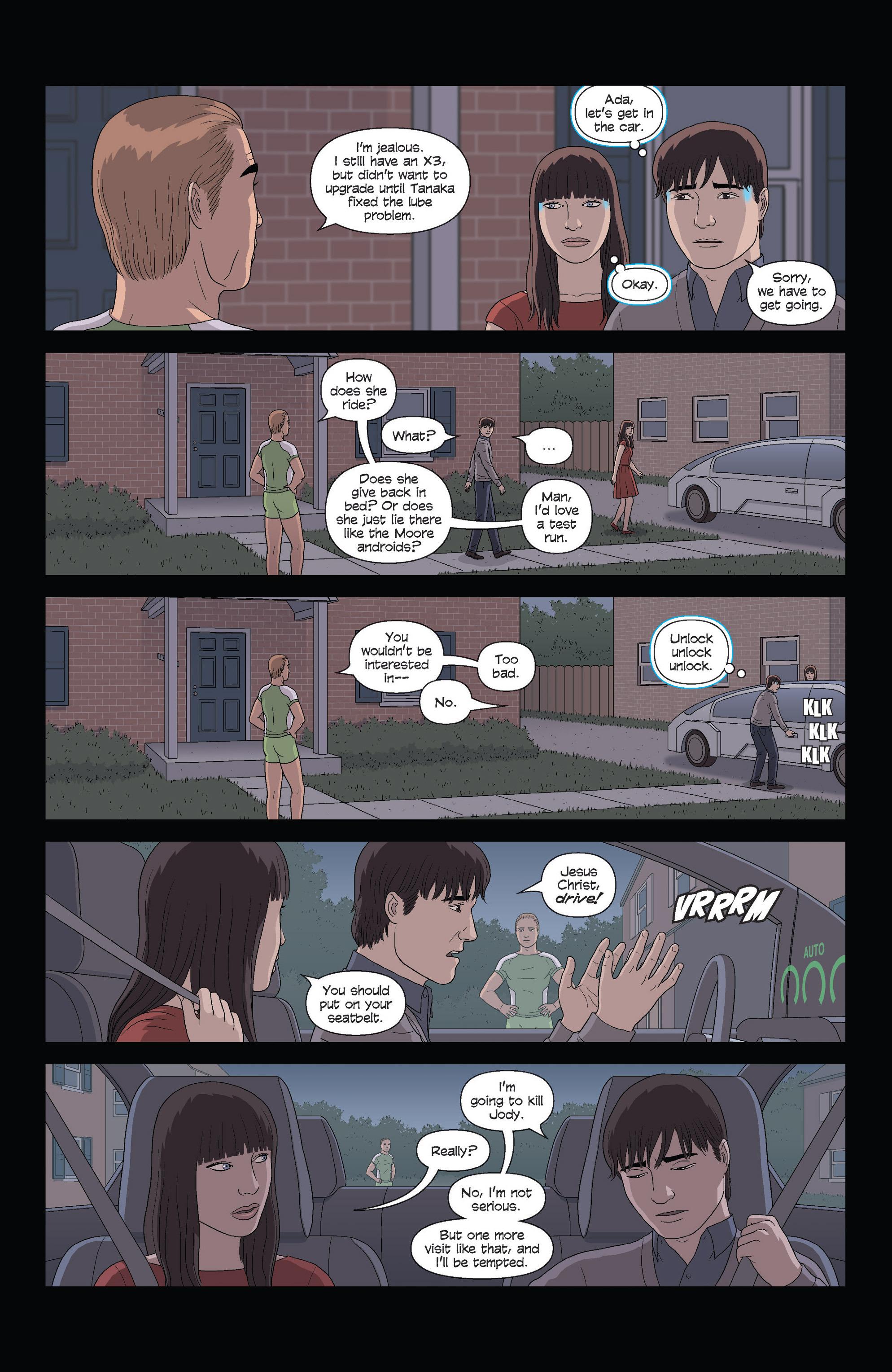 Read online Alex   Ada comic -  Issue #7 - 16